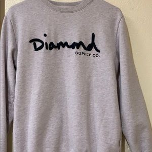 Diamond supply sweatshirt